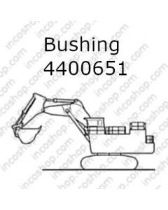 Bushing, Front & Rear Bucket