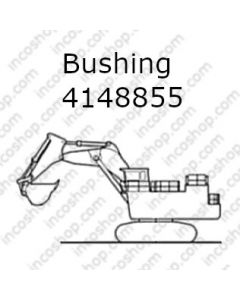 Bushing, Arm & Link Backhoe