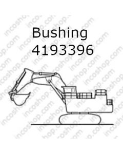 Bushing, Rear & Front Bucket