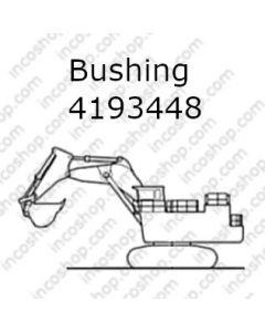 Bushing, Boom & Arm Cylinder