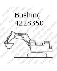 Bushing, Arm & Link Backhoe