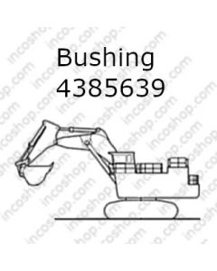 Bushing, Link & Bucket Backhoe