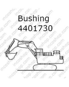 Bushing,Bucket & Bucket Cyl